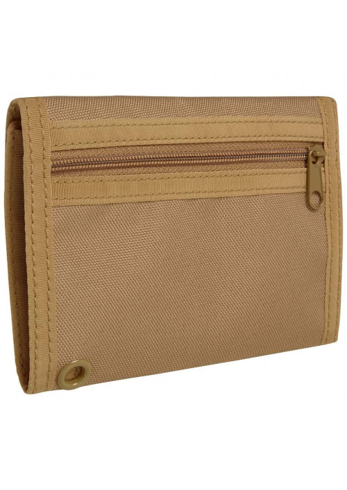 Peňaženka THREE Brandit Camel