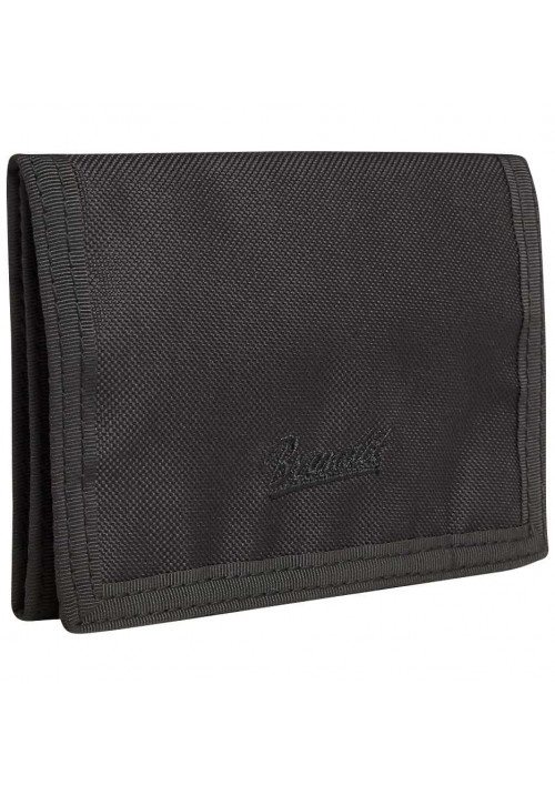 Peňaženka THREE Brandit Čierna