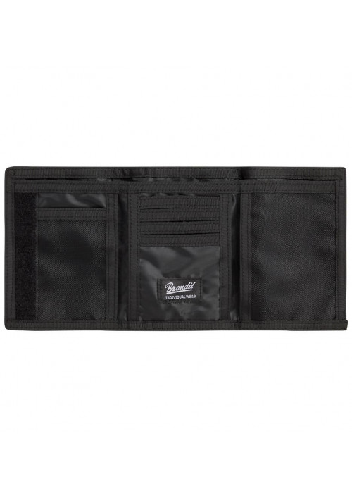 Peňaženka THREE Brandit Darkcamo