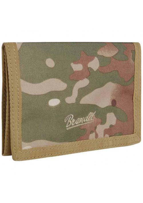 Peňaženka THREE Brandit Tactical Camo