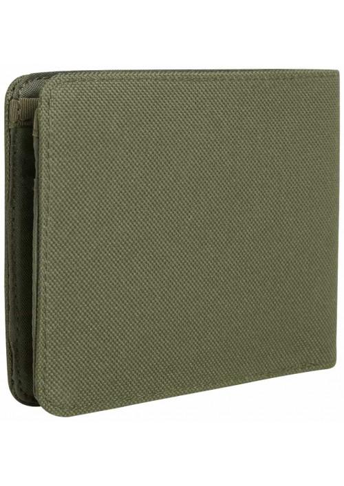 Peňaženka FOUR Brandit Olive Green