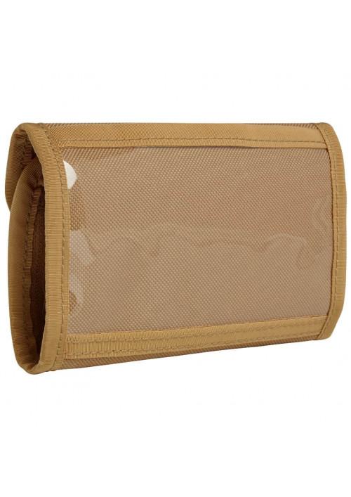 Peňaženka TWO Brandit Camel