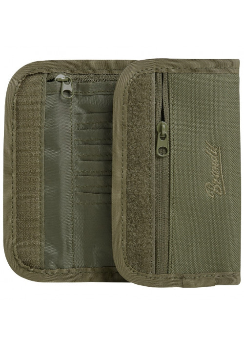 Peňaženka TWO Brandit Olive Green