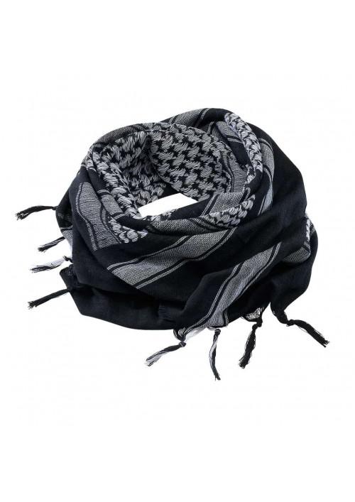 Arafatka Shemag Brandit Black White