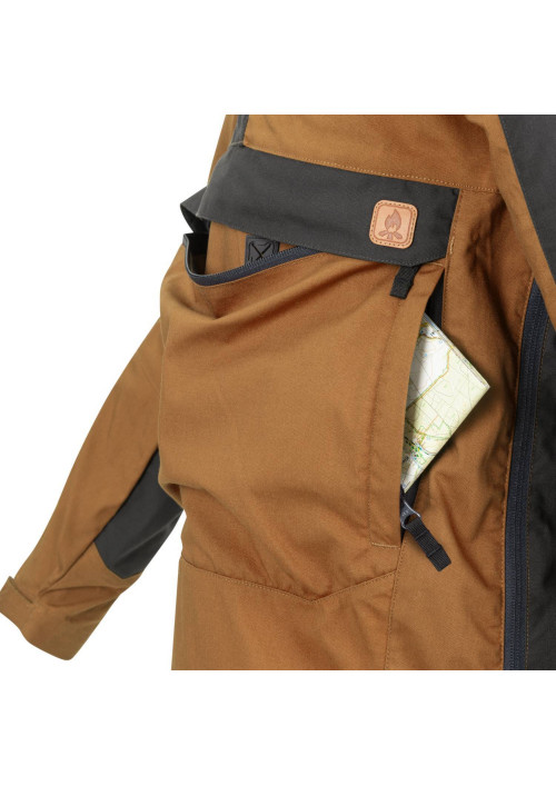 Helikon-Tex® Woodsman Anorak bunda Čierny