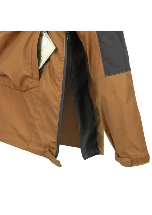 Helikon-Tex® Woodsman Anorak bunda Taiga Green