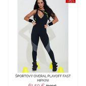 Vybrané overaly v ZĽAVE 25%.🤩 👉 Online na @hipkins.sk . #joga #banskabystrica #czechgirl #slovakgirl #bratislavagirl #kosice #leginy #leggings #fitnessfashion #czechwoman #czechfitness #fitnessclothing #slovakfitness #cviceni #fitko #milujemefitnessczsk #fitnessslovakia #sportoveleginy #fitnessczech #germany #slovakgirls #ukazformu #praguegirl
