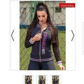 Športová bunda od #hipkini v ZĽAVE 30%. ONLINE na @hipkins.sk . . #czechfitnessboy #zdravastrava #cviceni #czechfitnessgirls #posilovani #czechfitnesspeople #czechfitnessmotivation #fitko #treninik #cvicimczsk #dnescvcim